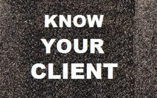 know your client