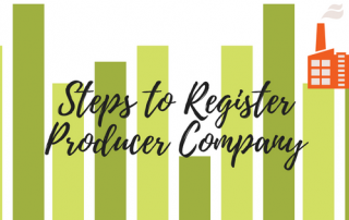 Registration of producer company